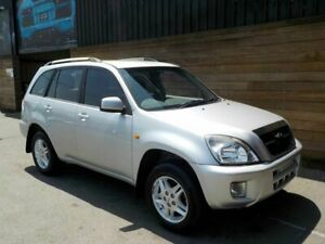 2011 Chery J11 T1X 2WD Silver 4 Speed Automatic Wagon Labrador Gold Coast City Preview
