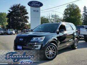2017 Ford Explorer Sport *MOONROOF* *LEATHER*