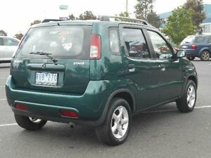 2002 Suzuki Ignis Special Green 4 Speed Automatic Hatchback Maidstone Maribyrnong Area Preview