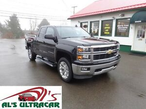 2015 Chevrolet Silverado 1500 LT w/ leather only $296 bi-weekly!