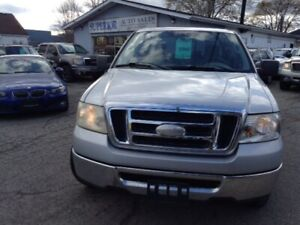 2007 Ford F-150 XLT Fully Certified! Carproof Verified!