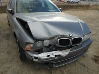 2002 BMW 530i, AUTO FOR PARTS/WHOLE.