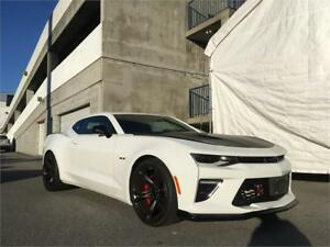 2018 Chevrolet Camaro 2 SS 1 LE white 2000 km Fully loaded