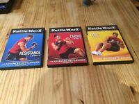 Kettle Bell Fitness DVD