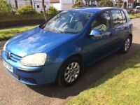 VW GOLF 1.6 SE £995