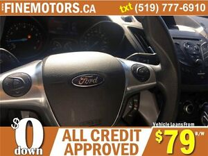2013 FORD ESCAPE SE * 4X4 * ECO BOOST * CAR LOANS FOR ALL CREDIT London Ontario image 11