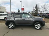 2018 Jeep Renegade Limited 4WD LOW KM's Remote Start Red Deer Alberta Preview