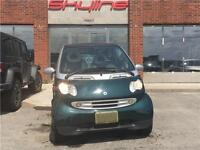 2006 SMART CAR GRANDSTYLE!!LEATHER, SUNROOF!! FINANCING!!