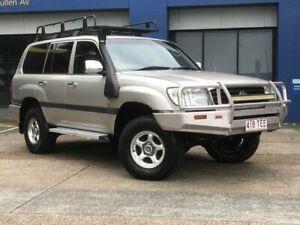 1998 Toyota Landcruiser HZJ105R GXL (4x4) Gold 4 Speed Automatic 4x4 Wagon Eagle Farm Brisbane North East Preview