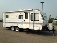 Travel Trailer Prospector by Kustom Koach