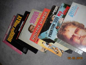 Old Records Stereo LPs