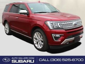 2018 Ford Expedition PLATINUM | EVERY OPTION | POWER RUNNING BOA