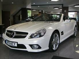 2011 11-Reg Mercedes SL350 7G Tronic,GEN 11,000 MILES,YES 11,000 MILES!!!!