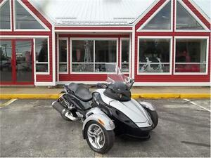 SOLD!!! 2009 CAN AM SPYDER