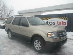 2007 Ford Expedition XLT ( 194 000 KM - 7 PASSAGERS / PLACES )