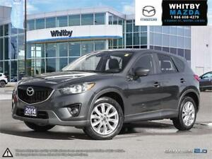 2014 MAZDA CX-5 GT-TECHNOLOGY PACKAGE