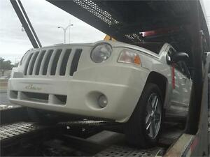 2010 Jeep Compass Sport-FULL-AUTOMATIQUE-MAGS-TOIT-4X4