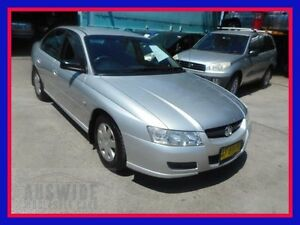 2005 Holden Commodore VZ Executive Silver 4 Speed Automatic Sedan Villawood Bankstown Area Preview