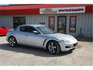*BLOWOUT* 2005 Mazda RX-8 GS