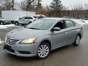 2013 Nissan Sentra WITH BLUETHOOTH AND ALL POWER OPTIONS