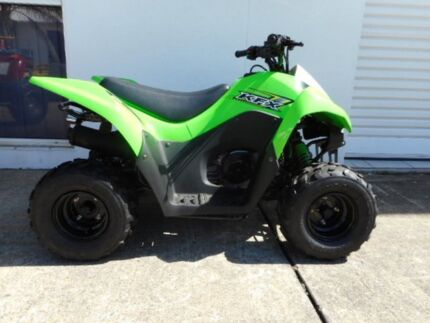 2016 Kawasaki KFX90 (ksf90) Atv 90cc | Motorcycles | Gumtree ...