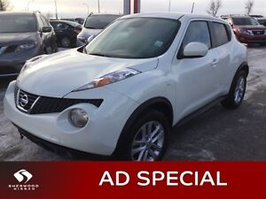 2011 Nissan JUKE SV FWD Accident Free,  A/C,