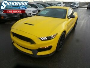 2016 Ford Mustang Shelby GT350 w/ Tech Package, Nav, Leather