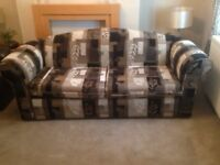 Sofa Bed-Bed Settee excellent condition.