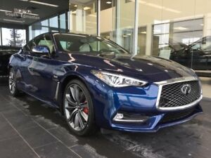 2018 Infiniti Q60 3.0t RED SPORT W/ PRO-ACTIVE PACKAGE