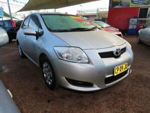2008 Toyota Corolla ZRE152R Ascent Silver 6 Speed Manual Hatchback Minchinbury Blacktown Area Preview
