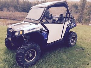 Polaris RZR 800 Almost $5,000 in Accessories  Only 910 kms