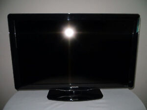 PHILIPS FULL HDTV -Top end sound/picture Quality- NO PICTURES!
