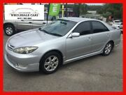 2005 Toyota Camry ACV36R Upgrade Sportivo Silver 4 Speed Automatic Sedan Jewells Lake Macquarie Area Preview