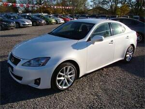 2013 Lexus IS 250 RWD Cloth Automatic