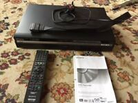 SONY DVD/HDD recorder / player