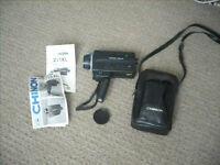 Chinon Super 8mm cine camera
