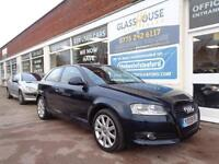 Audi A3 1.6 2009 SE Full S/H Finance Available 1 former keeper Low miles p/x