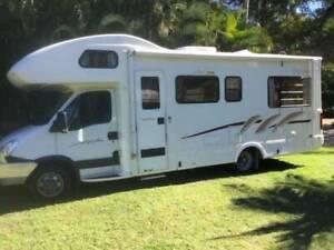 motorhome sale in Queensland | Campervans & Motorhomes