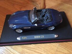 Model Car Collection - BMW, Porsche, Pagani, F1