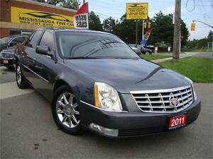 2011 Cadillac DTS Luxury II,ACCIDENT FREE,LOADED,SUNROOF