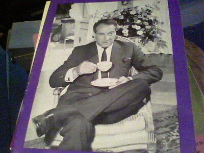 1962 Victor Borge program  bf7