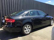 2010 Audi A4 B8 (8K) 1.8 TFSI Black CVT Multitronic Sedan Phillip Woden Valley Preview