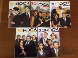 -- DVD 30 Rock Collection --