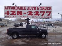 2007 Ford Super Duty F-350 dually 4WD SuperCab diesel lariat