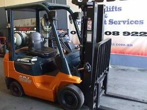 TOYOTA FORKLIFT 7 SER MAST 1.5 - Finance or (*Rent-To-Own *$64pw) Boronia Knox Area Preview
