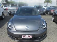2012 Volkswagen Beetle  Platinum Grey Auto Seq Sportshift Mount Pleasant Mackay City Preview
