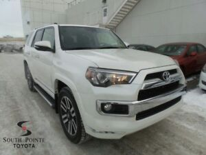 2016 Toyota 4Runner LIMITED   Bluetooth/Navigation   Cooled/Heat