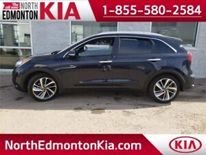 2018 Kia Niro HYBRID SX Touring **LEATHER-NAV-SUNROOF**