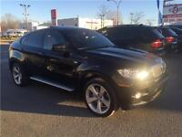 2009 BMW X6 xDrive50i TWIN TURBO SPORT PKG NAVI CUIR