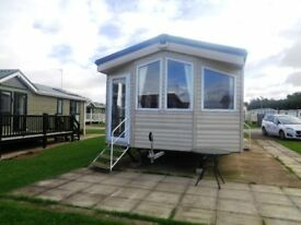 2013 Luxurious static caravan holiday home for sale in Hunstanton Norfolk. INC 2018 SITE FEES!
